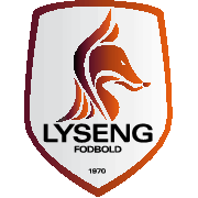 IF Lyseng (k) logo