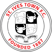 St. Ives Town FC logo