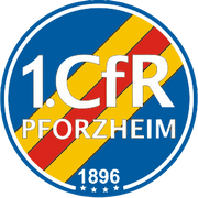 1. CfR Pforzheim logo