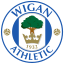 Klublogo for Wigan