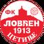 Klublogo for FK Lovcen