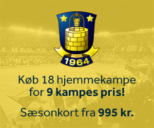 Sæsonkort på Brøndby Stadion