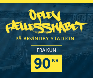 S�sonkort p� Br�ndby Stadion
